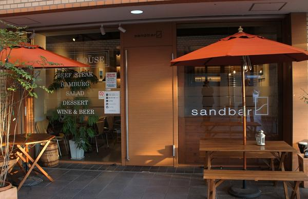 STEAK HOUSE sandbar 辻堂海岸サーファー通り店